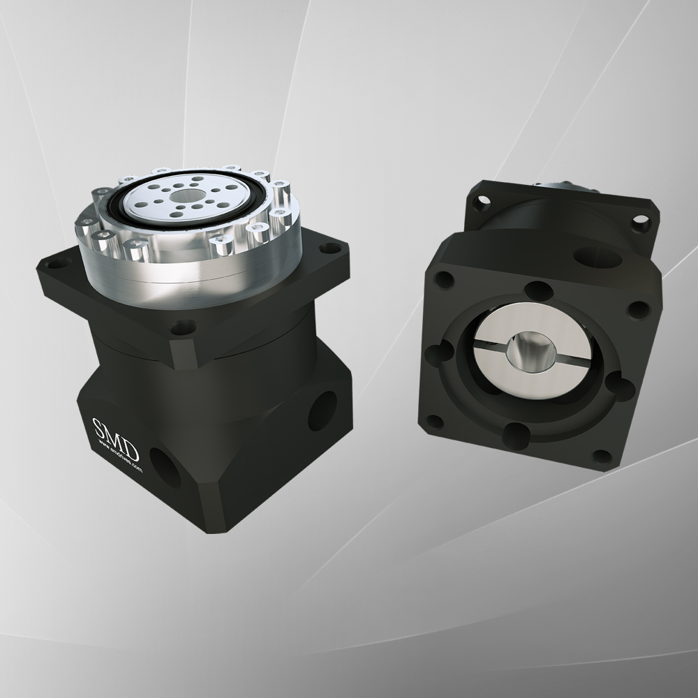 Planetary Gearbox With Flange End